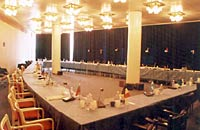 Гостиница Санкт-Петербург. Белый конференц-зал