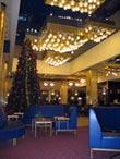 Гостиница Пулковская Санкт-Петербург. Лобби-бар